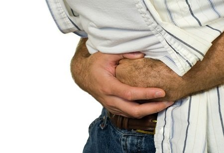 how to get rid of abdominal pain and bloating