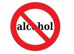 Dont consume alcohol