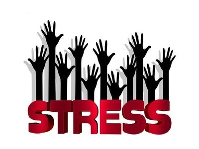 Restless arm syndrome and stress