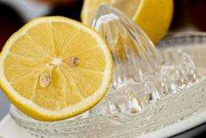 Lemon is an effective natural remedy for jaundice