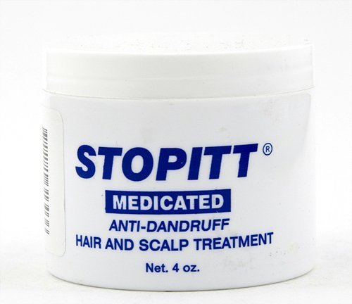 Stopitt Medicated Anti-Dandruff Hair & Scalp Treatment