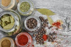 Spices during pregnancy