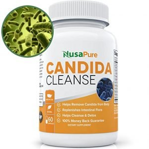 Candida cleanse. Nusa Pure