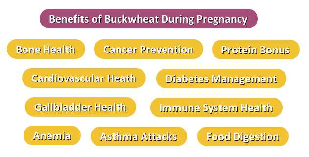 Benefits of Buckwheat During Pregnancy