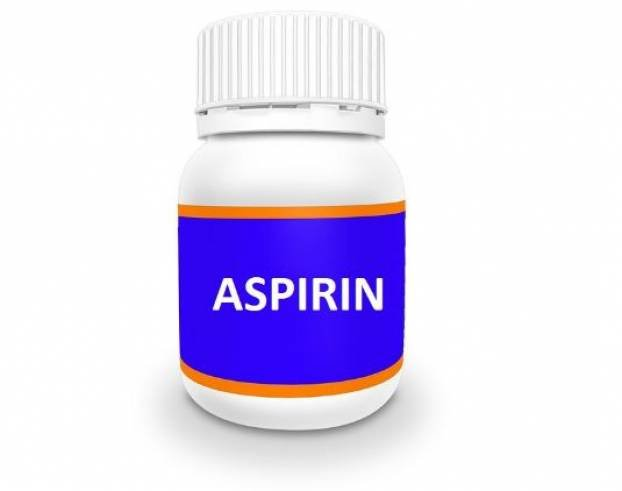 Medication aspirin