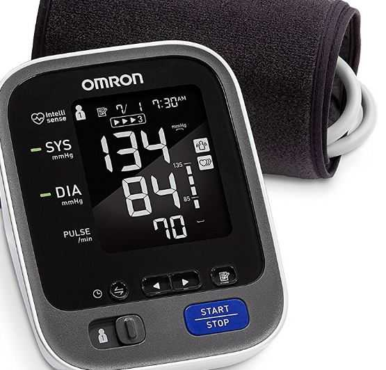 Omron 10 Series with Bluetooth Smart Connectivity