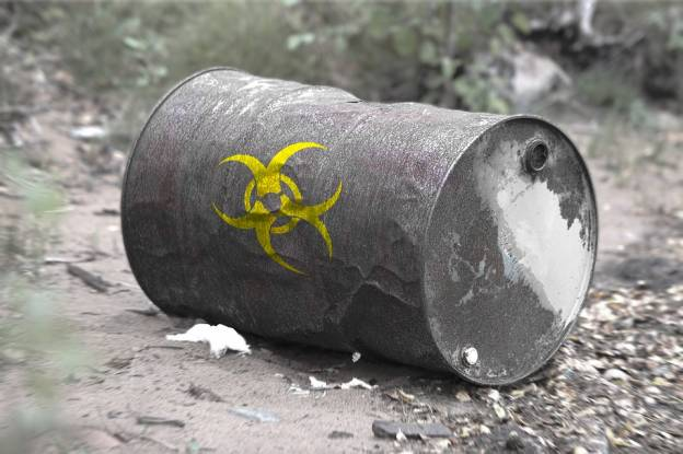 Toxins in the barrel