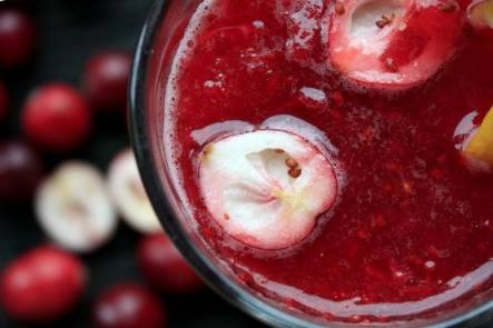 Is cranberry juice good for breastfeeding