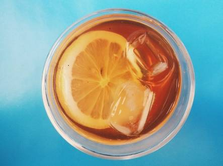Iced tea safe during pregnancy