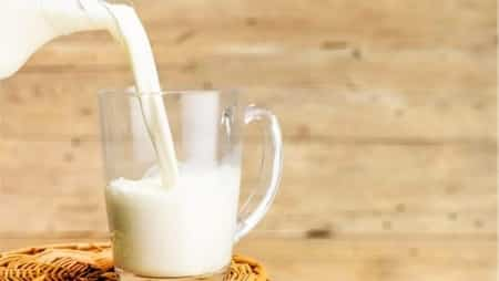 Milk helps prevent gout