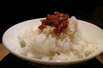 Plain rice the right food to eat for diarrhea