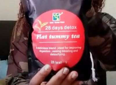 Tummy Flattening Tea