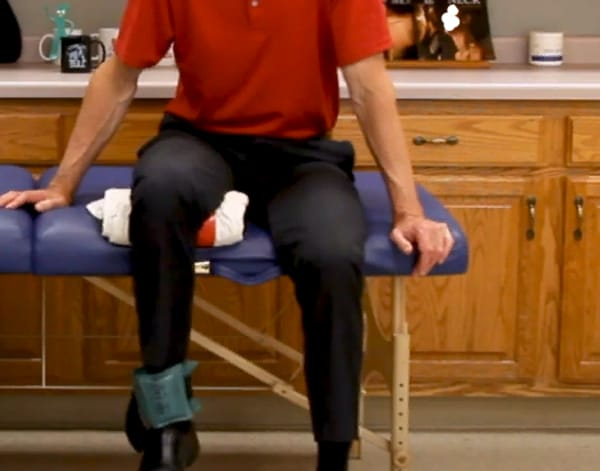 Knee Pain After a Fall