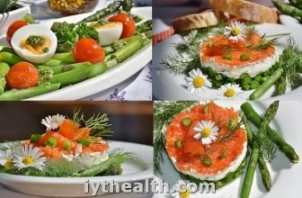 Healthy Recipes with Asparagus